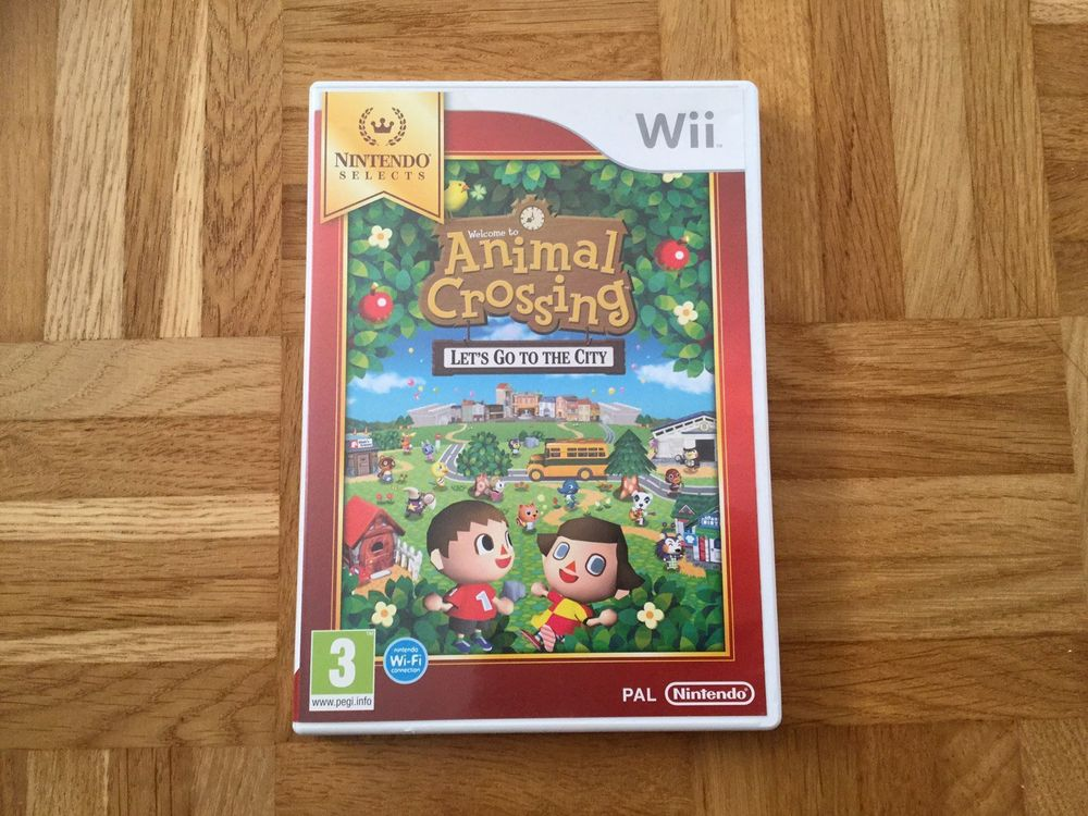 Animal Crossing Wii