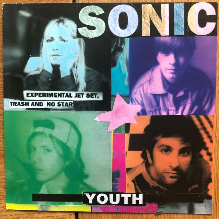 SONIC YOUTH • [Geffen] 1994 • Rock Indie