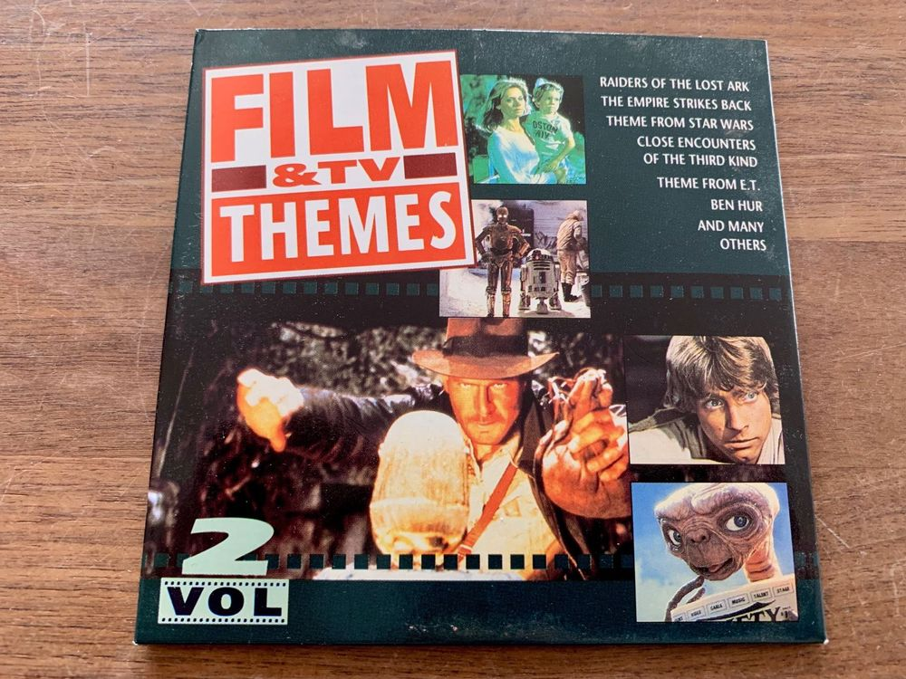 Film & TV-Themes Vol. 2