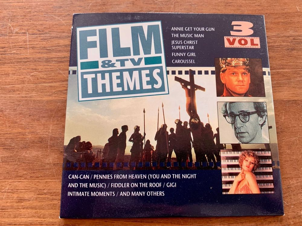 Film & TV-Themes Vol. 3