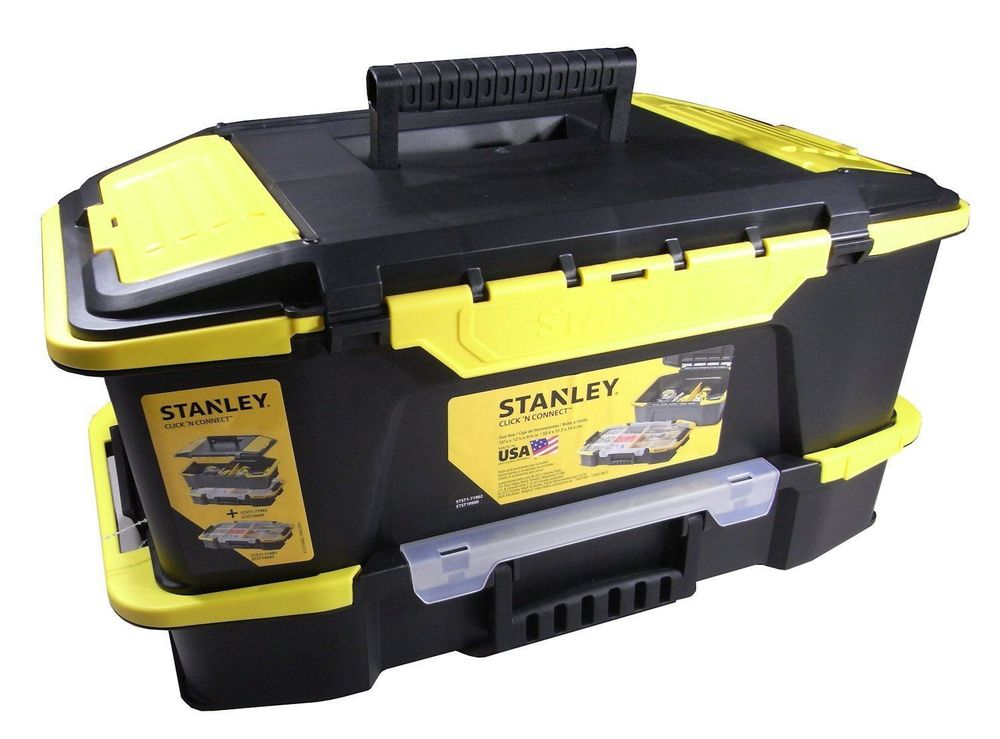 Stanley Click and Connect Organizer