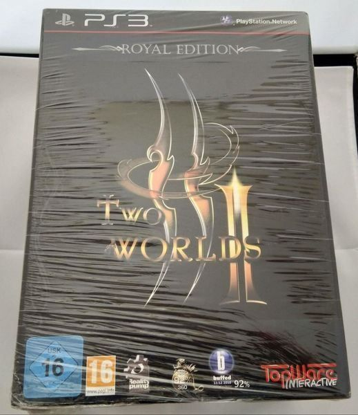 PS3 Two Worlds Royal Edition Sealed