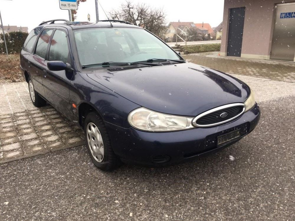 FORD Mondeo 2.0i Style