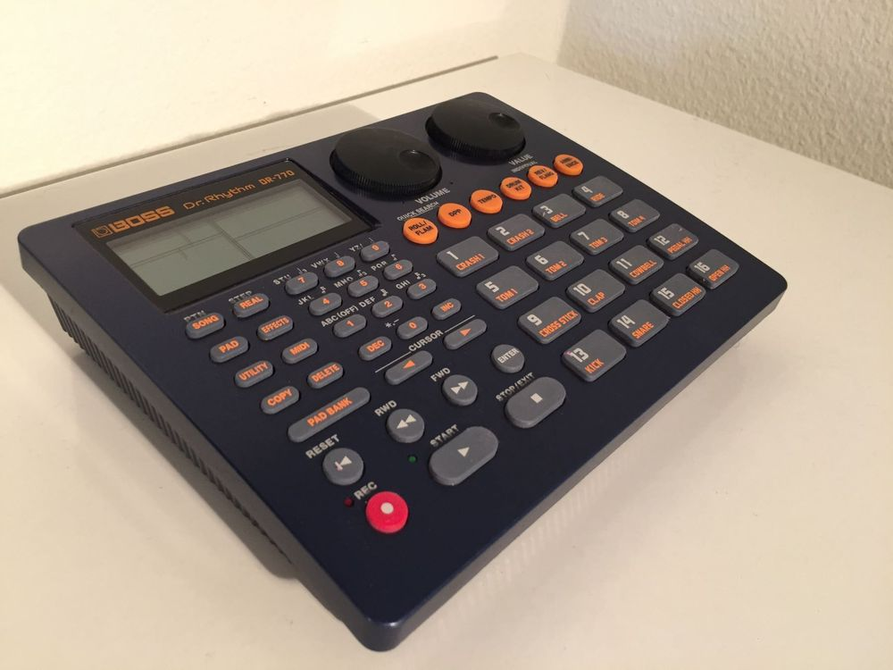 Boss DR-770 Drum Machine