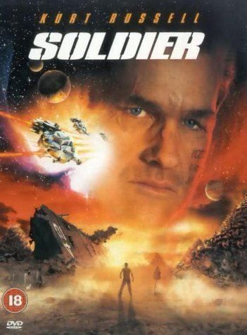 SOLDIER (1998) UK-VERSION, FSK 18