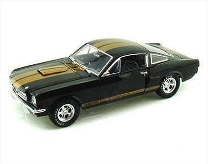 FORD MUSTANG SHELBY GT350H 1:18 SHELBY