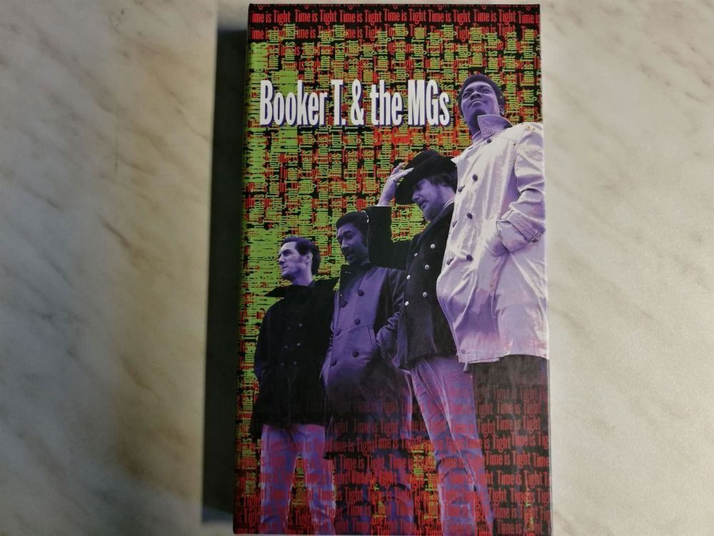 CD Booker T. & the MGs