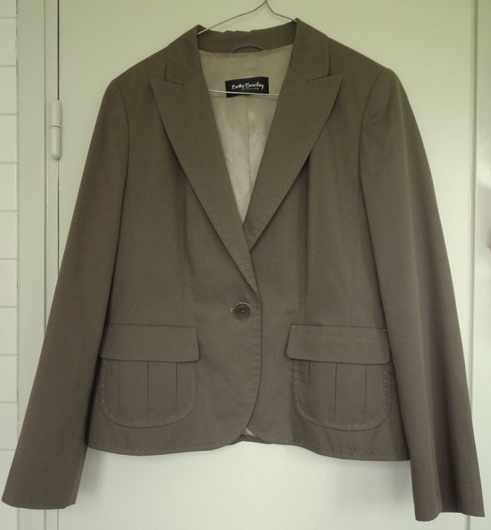 Blazer/Jacke Betty Barclay Gr.38neuwert.