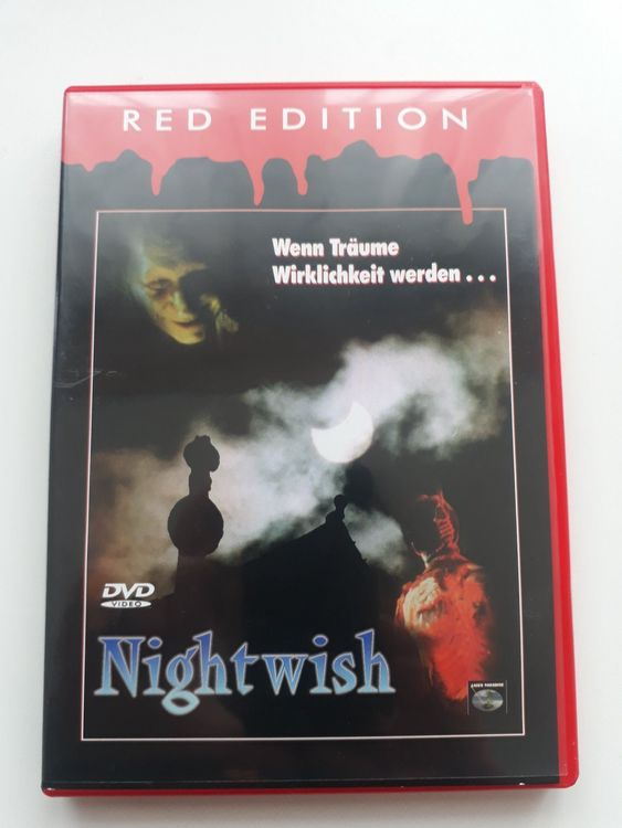 Nightwish - Red Edition DVD