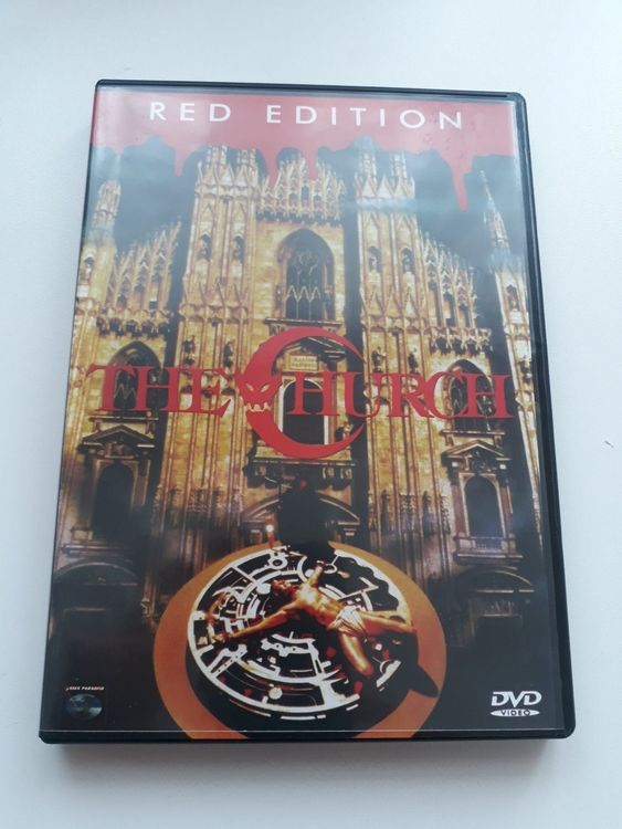 The Church - Red Edition DVD