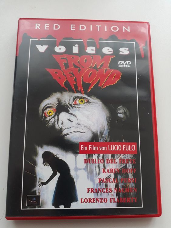 Voices from Beyond - Red Edition DVD