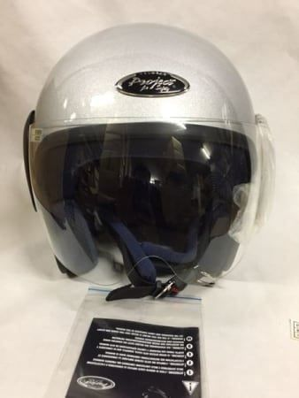 Helm Project for Safety Visier Grau L