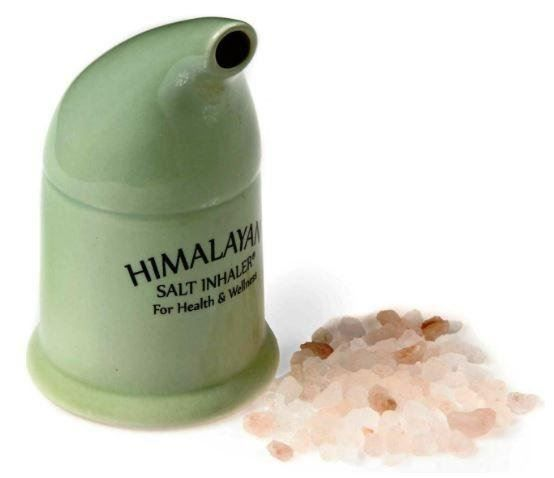 Himalayan Salt Inhaler