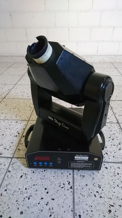 Moving Head Stage Line 250W