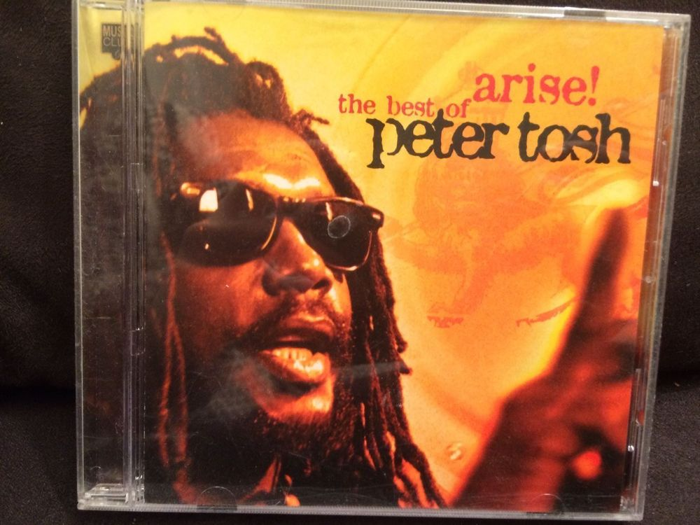 CD arise! the best of Peter Tosh