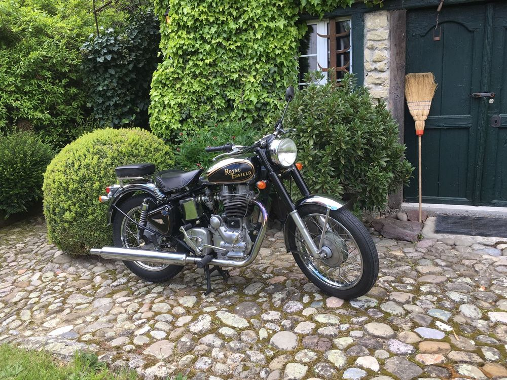 ENFIELD/ROYAL-ENFIELD Bullet Luxe