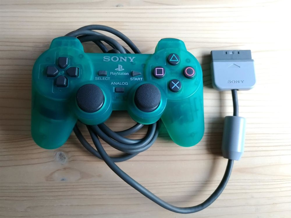 Original Playstation 1 Analog Controller