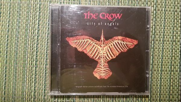 CD The Crow: City Of Angels, Soundtrack