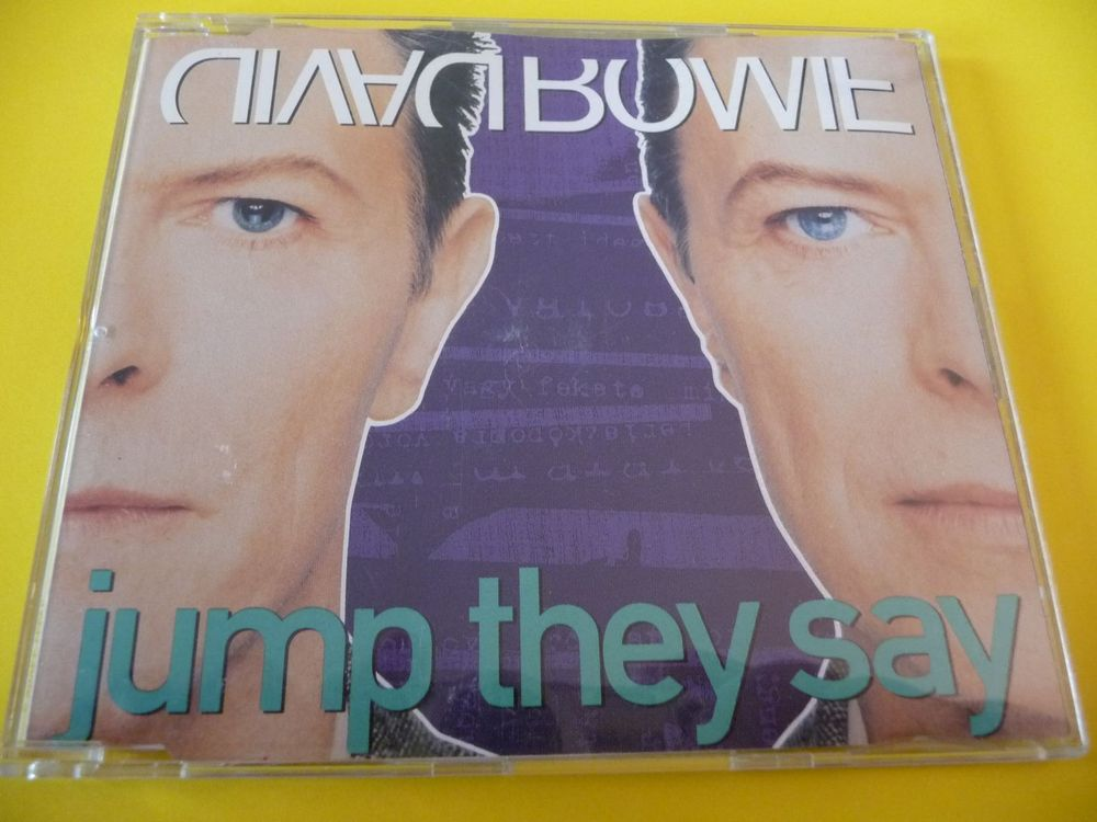 David Bowie - Jump They Say
