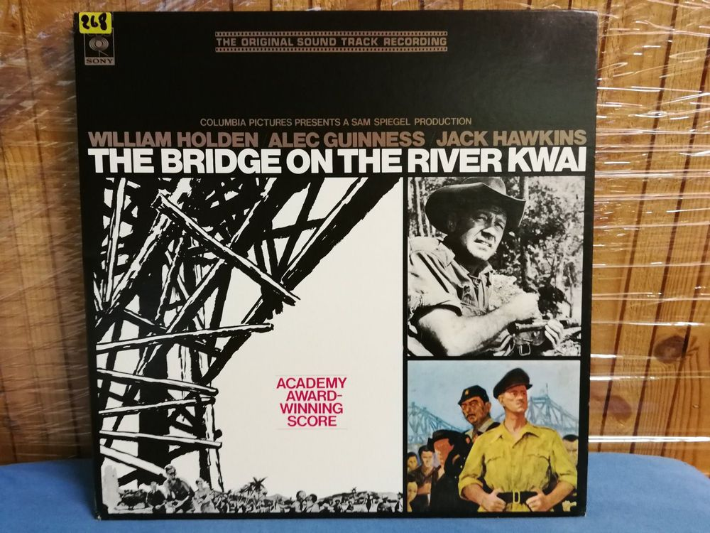 The Bridge on the River Kwai , LP ,