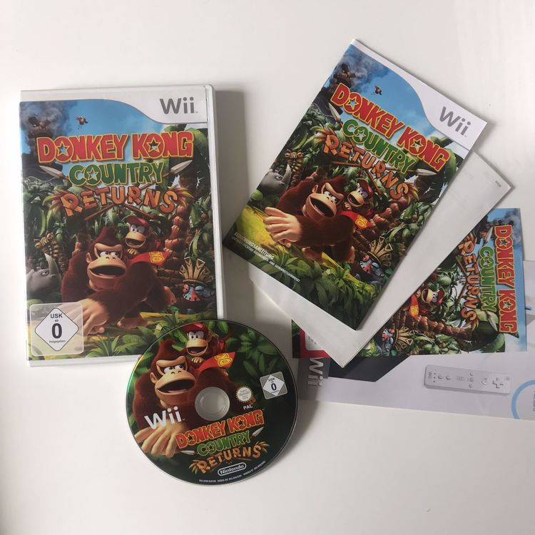 Donkey Kong Country - Returns