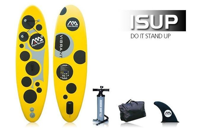 SUP Stand up Paddle Vibrant