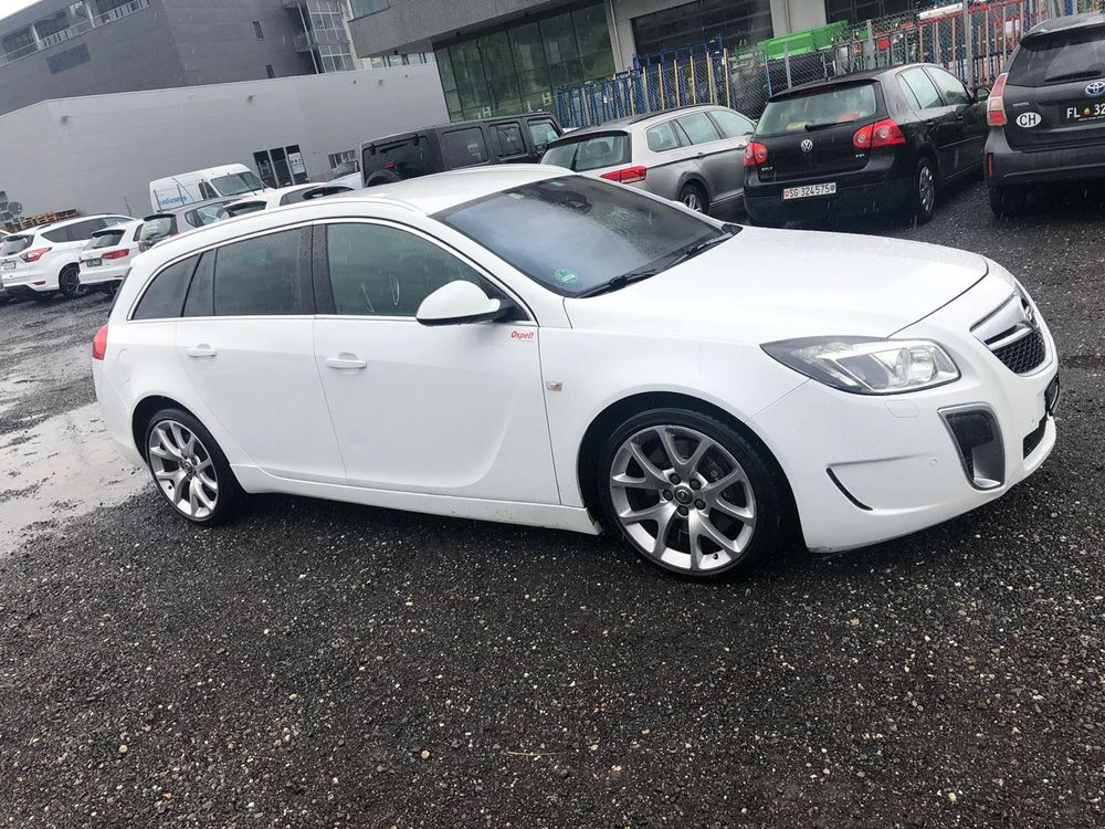 OPEL Insignia 2.8 Turbo OPC 4WD Automatic