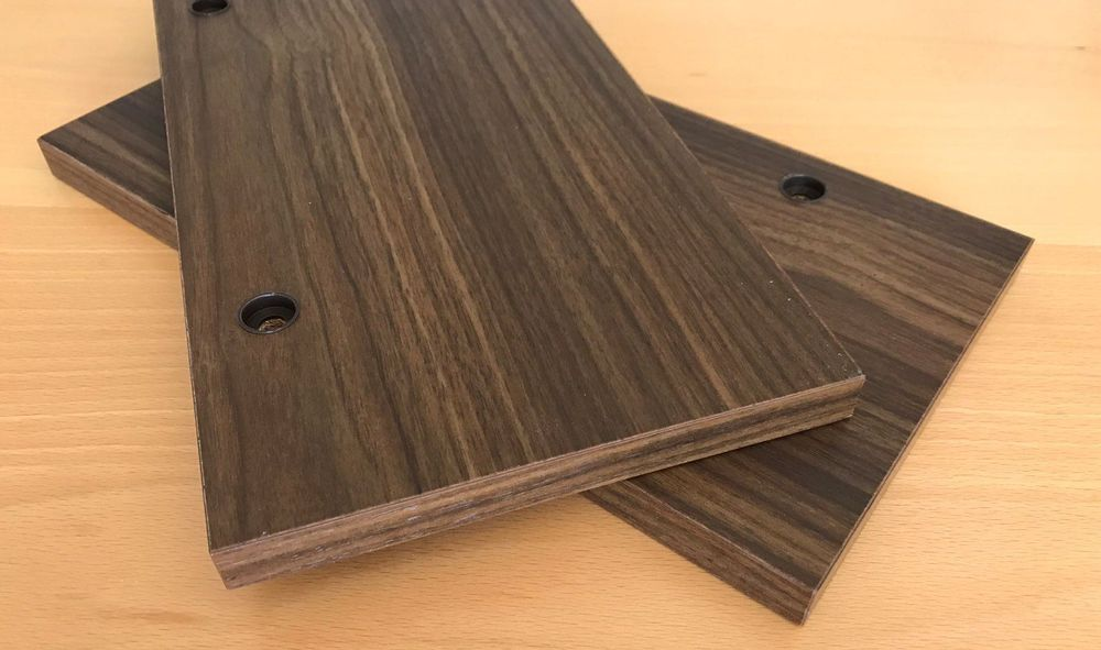 Wooden Side Panels for SONY ST-3950