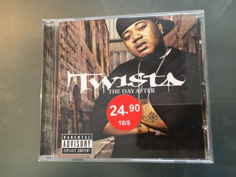 CD Twista - The Day after