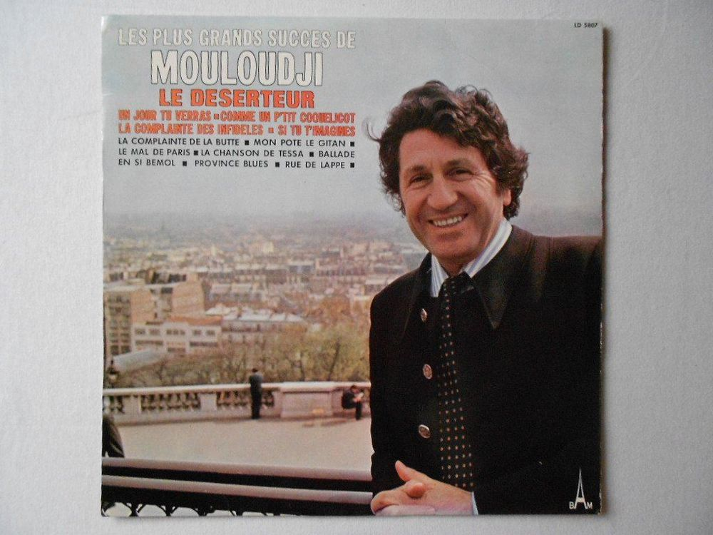 MOULOUDJI  -  LES PLUS GRAND S SUCCES
