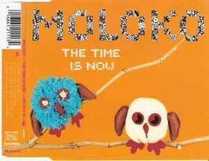 Moloko – The Time Is Now  (Maxi-CD)