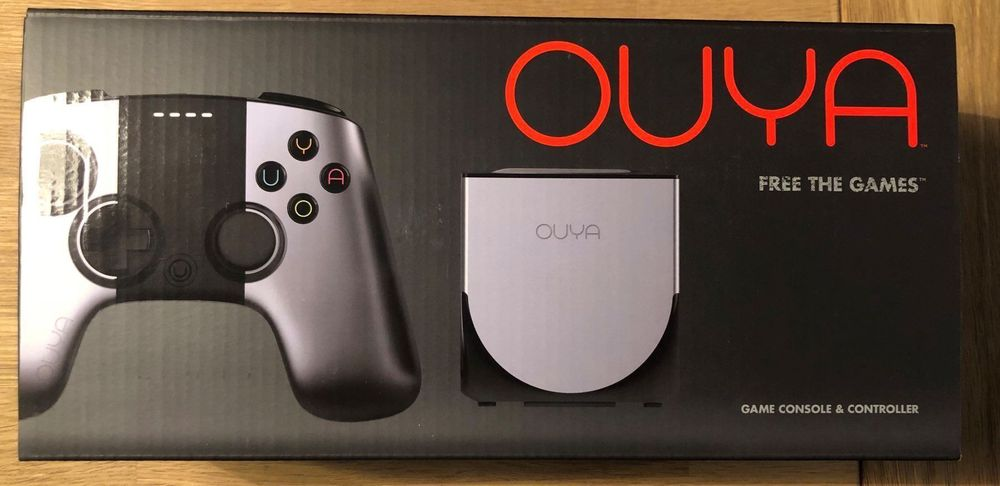 OUYA Android Open Source Konsole