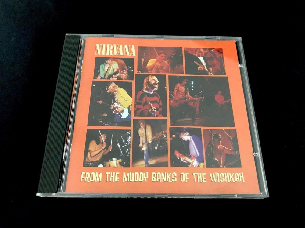 """NIRVANA """"From the muddy Banks of the Wis"""