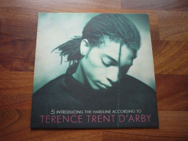 LP TERENCE TRENT D`ARBY - INTRODUCING...