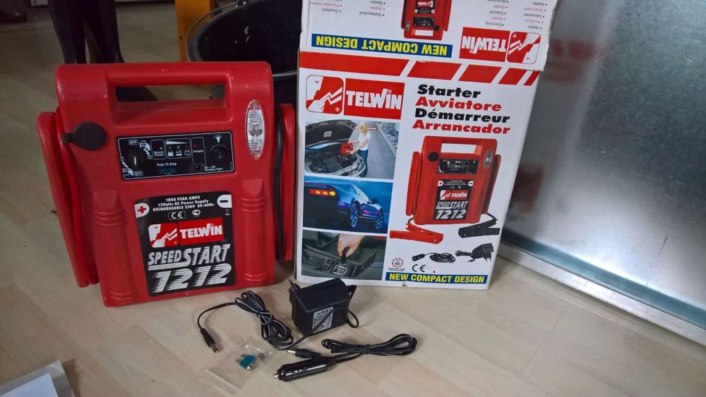 TELWIN Speed Starter 1212
