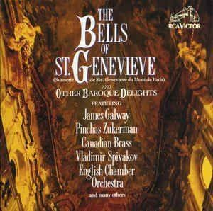 The Bells Of St. Genevieve And Other Bar