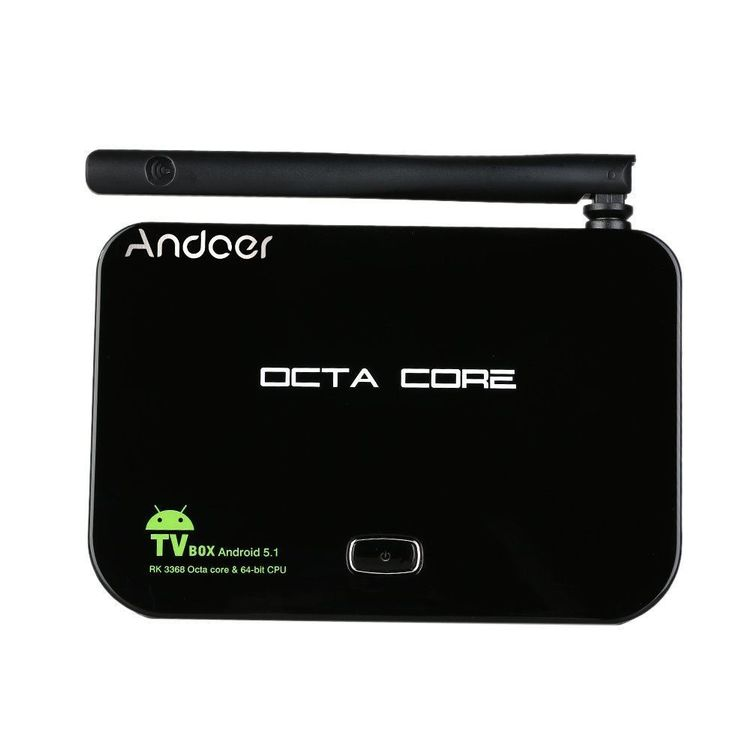 Andoer Octa Core TV Box