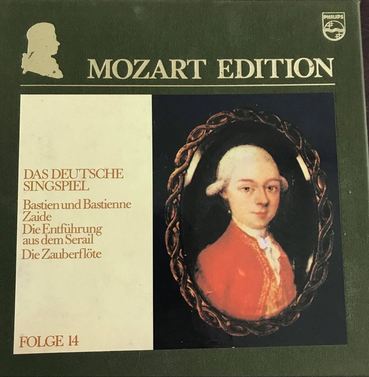 Philips Complete Mozart Edition, Vol. 14