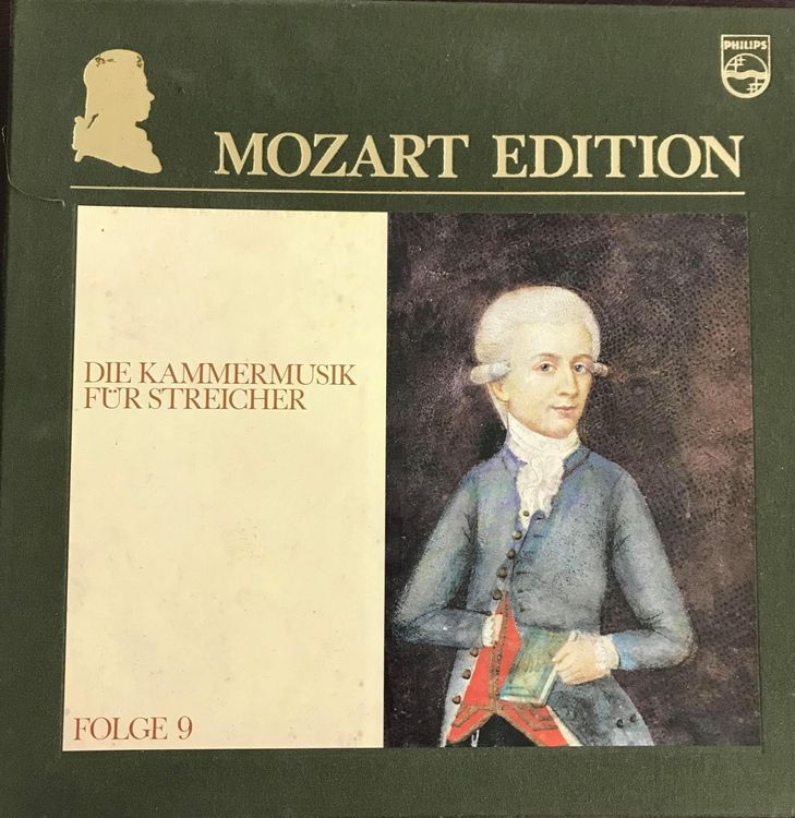Philips Complete Mozart Edition, Vol. 9