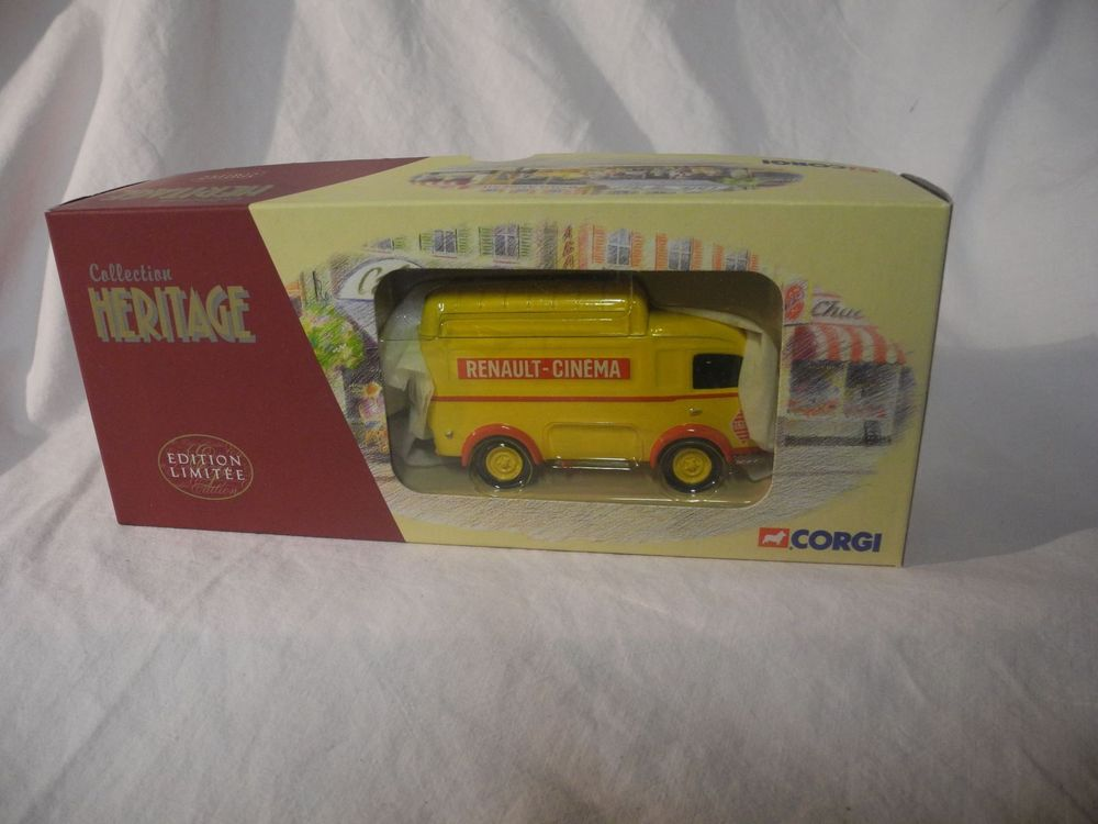 SUMMER SALE  CORGI TOYS HERITAGE COLLECT