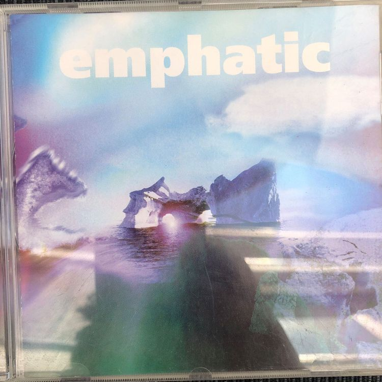 Emphatic • Swiss Groove • Funk • CD 1997