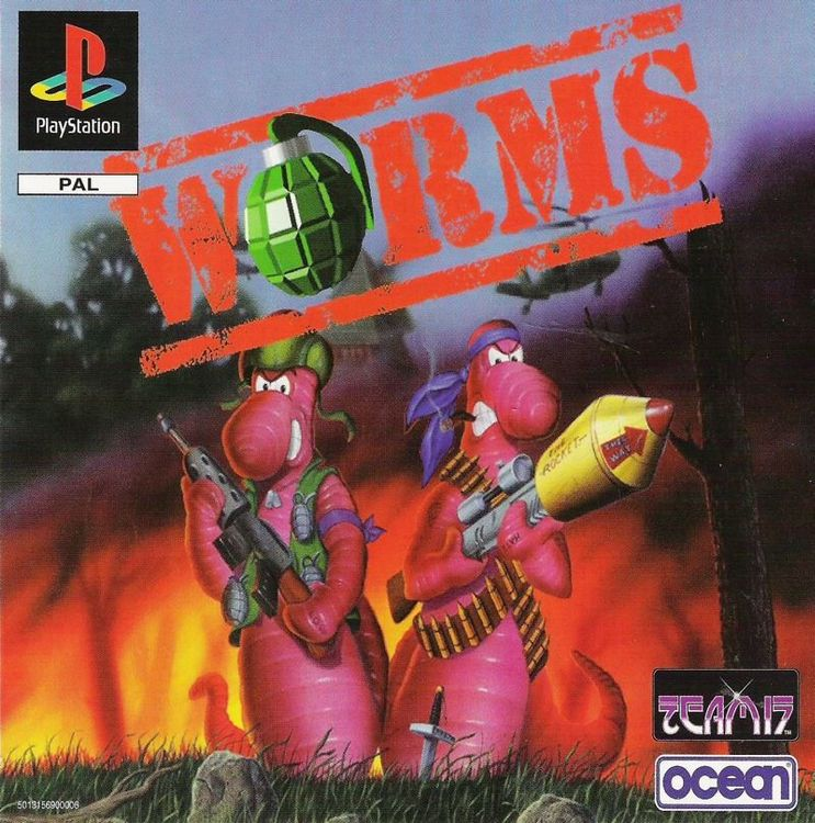 Worms OVP
