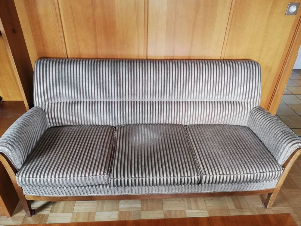 Antikes Sofa Couch Polstergruppe