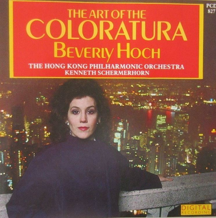 Beverly Hoch - The art of the coloratura
