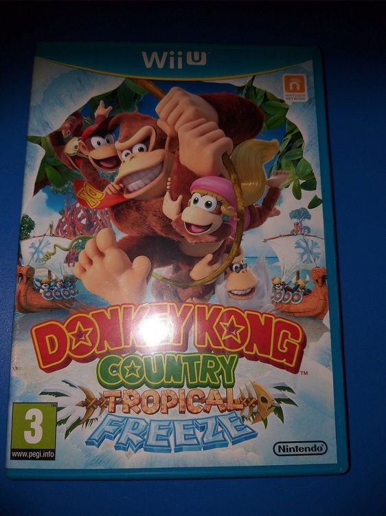 DONKEY KONG COUNTRY TROPICAL FREEZE++FR