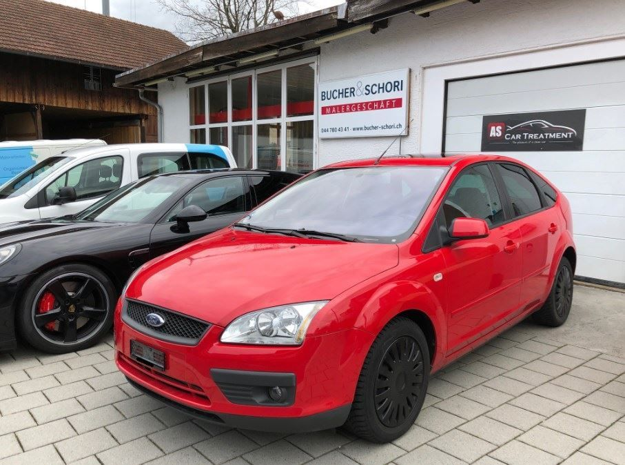 FORD Focus 2.0 TDCi Carving