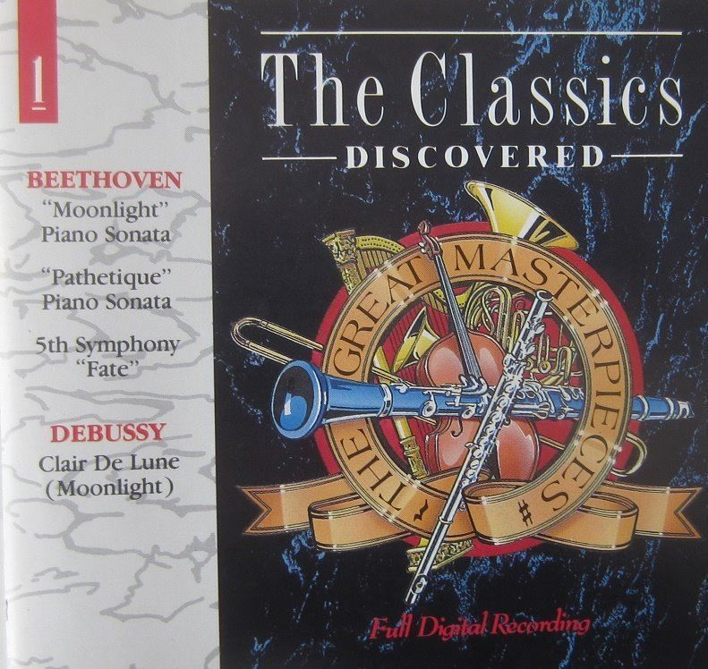The Classics Discovered (10 CDs)