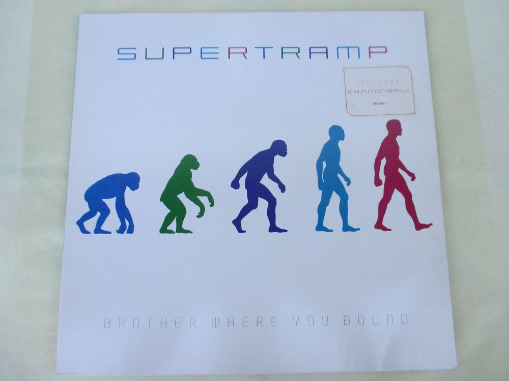 Supertramp: Brother Where You Bound