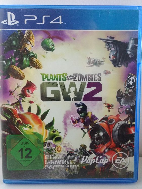 Plants vs. Zombies: GW2   [PS4]