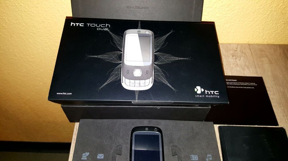 PHONE NATEL HTC TOUCH DUAL